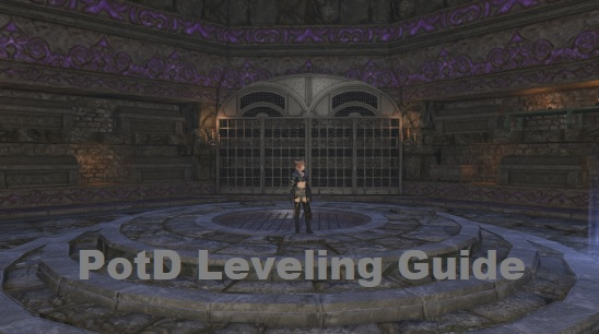 potD leveling guide and tips